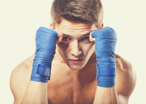 boxer block stance